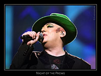 Boy George - The Nokia Night of the Proms 2010