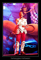 DJ BoBo�s Fantasy goes Halloween