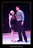 Denys Petrov & Alona Kokhanevych bei Holiday on Ice - Tropicana