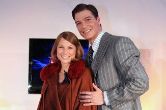 Jan Ammann und Valerie Link sind die neuen Schlossherren bei REBECCA