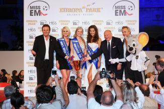 Natalia Prokopenko (Russland) ist Miss EM 2012