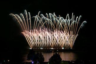 Pyro-Musical AURA bei Rhein in Flammen 2012