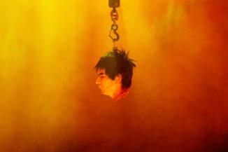 Horror Nights 2012 - starring Marc Terenzi