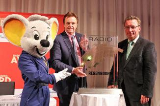 Pressekonferenz Radio Regenbogen Award 2013