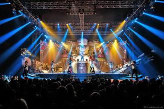 Weltpremiere der neuen Show CIRCUS von DJ BoBo