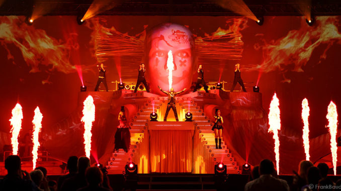 DJ BoBo Circus Frankfurt