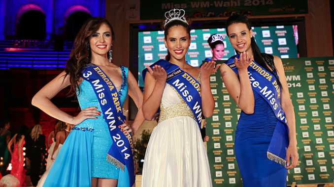 "Kolumbien gewinnt bei ""Miss WM 2014"""