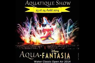 Water Classic Open Air 2014 bei Art et Lumière