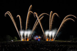 AQUA-FANTASIA bei Water Classic Open Air 2014