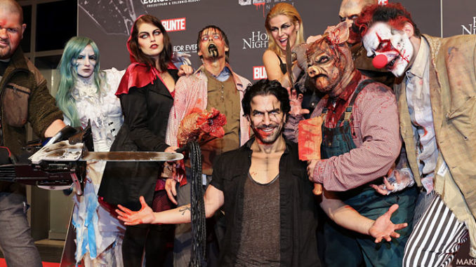 Erste Horror Glam Night im Europa-Park