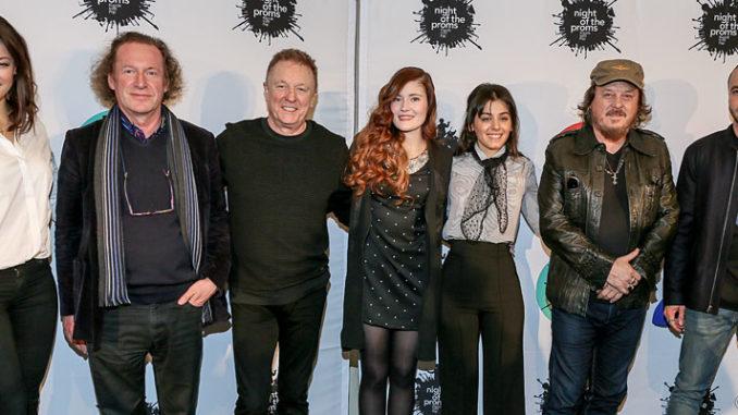 Night of the Proms präsentiert die Künstler für 2014