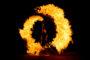 Feuershow BLAZING BEATS im Schloss Langenburg