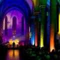 Die Schöpfung im Licht im Rheinhessendom zur Luminale 2008