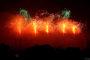 Mega-Feuerwerk bei Sonnwendfeier in Oensingen