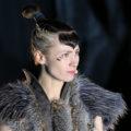 Alina Levshin als Ortlieb - Nibelungen-Festspiele Gemetzel