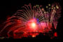 Feuerwerk Rhein in Flammen 2015