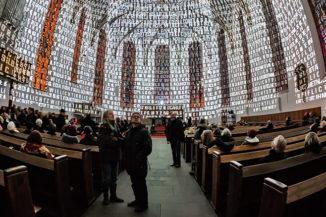 Luminale 2016 Katharinenkirche Frankfurt