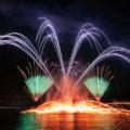 Feuerwerk bei Rhein in Flammen 2016 in Oberwesel
