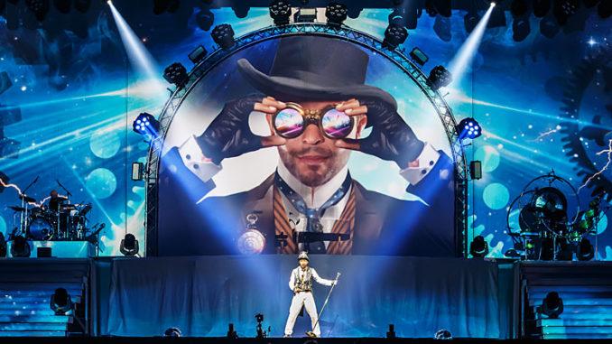 DJ BoBo MYSTORIAL Premiere