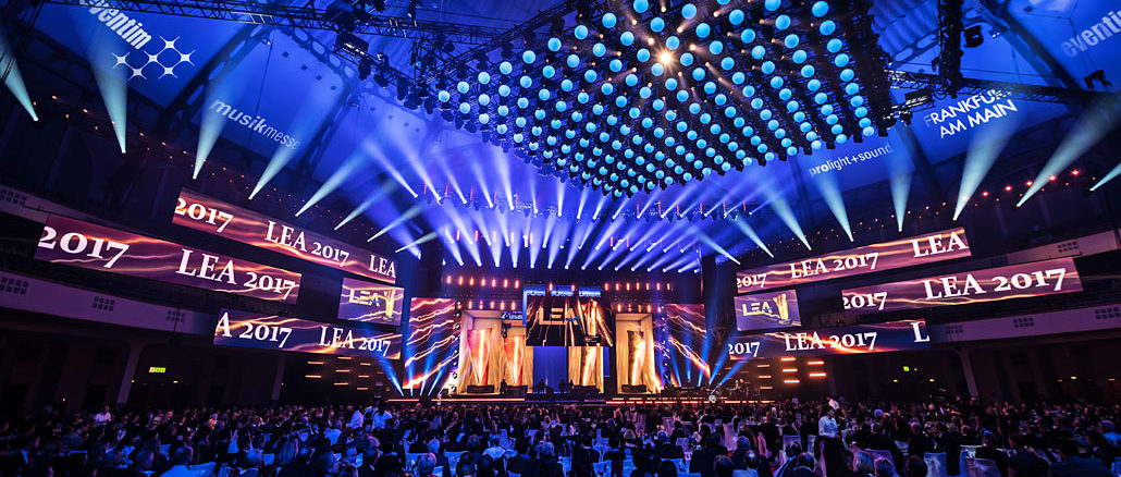 PRG Live Entertainment Award (LEA) 2017