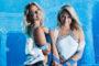 Valentina und Cheyenne Pahde bei Holiday on Ice