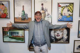 Otto Waalkes-Ausstellung im Europa-Park