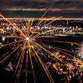 Feuerwerk Weinstrasse Silvester 2017-2018