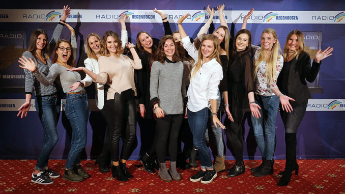 12 Hostessen Radio Regenbogen Award 2018