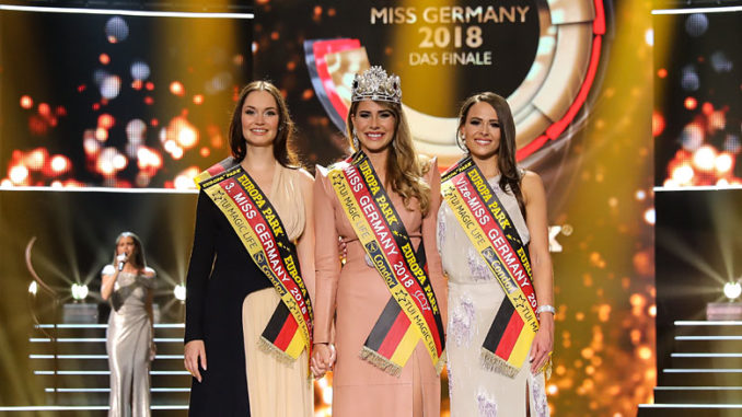 Miss Germany 2018 Wahl im Europa-Park