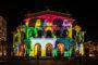 Alte Oper Luminale 2018 Lichtshow