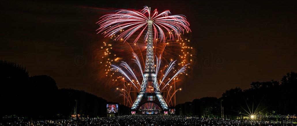 2018-07-14 Feu d artifice Tour Eiffel Paris