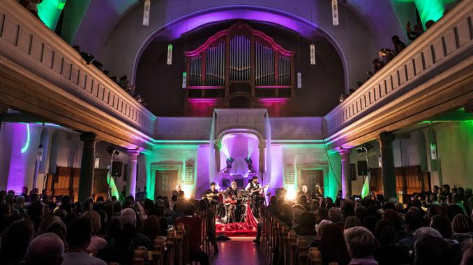 Church in Colors -Oliver Dums - Böhl 2018