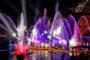 Wassershow Winterzauber Europa-Park