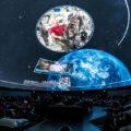 Alexander Gerst MISSION ASTRONAUT Traumzeit-Dome
