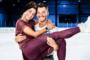 """Sarah Lombardi und Panagiotis """"Joti"""" Polizoakis bei Holiday on Ice"""