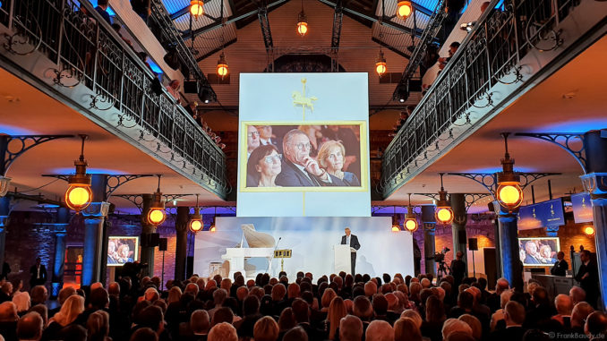 Geburtstagsparty für Europa-Park-Gründer Roland Mack