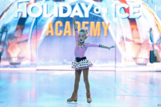 Shirley Scheffler Holiday on Ice ACADEMY