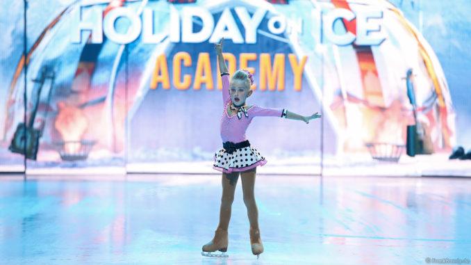 Shirley Scheffler Holiday on Ice ACADEMY