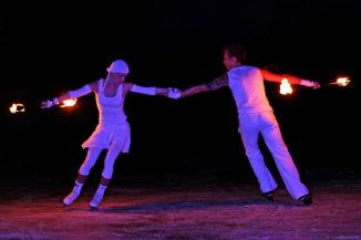 Firedancer on Ice