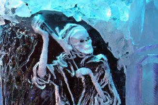 Eisskulpturen Festival Eindhoven