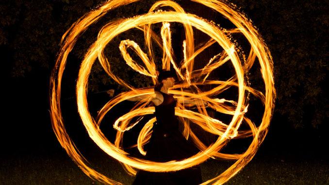 Feuerblume Ge