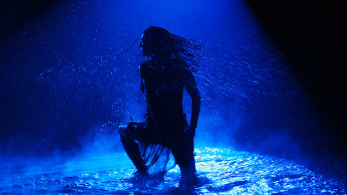 Zirkus FlicFlac blaue Wasserwelten