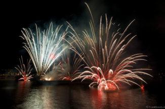 Kölner Lichter Feuerwerk 2008