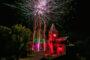 Hochzeitsfeuerwerk Burg Frankenstein