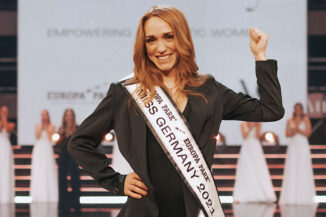 Miss Germany 2021 Anja Kallenbach