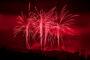 Burg Frankenstein mit Feuerwerk bei NIGHT OF LIGHT