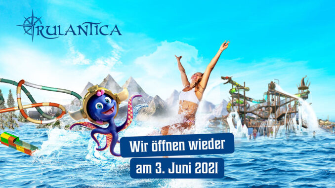 Rulantica Eroeffnung 2021