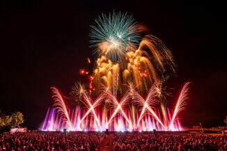 Festival Vents d Est 2021 - Furdenheim, Aquatique Show