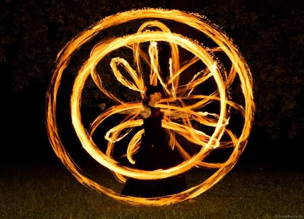 Feuerblume von Feuerspieler Gé