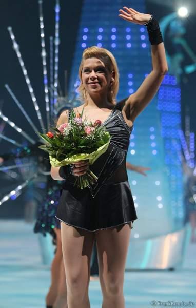 Tanja Szewczenko bei Holiday on Ice - Elements - SAP Arena Mannheim 2008